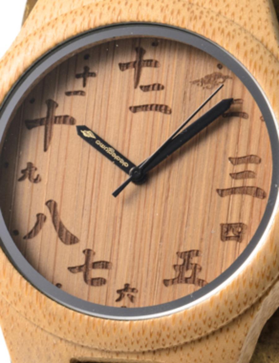 竹製腕時計(河野大臣着用)が気になる!メーカーや購入方法を徹底解説!