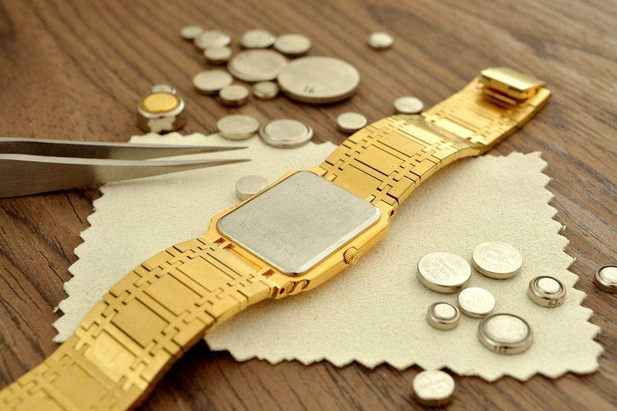 腕時計のボタン電池はどんな種類を使用すればよい?