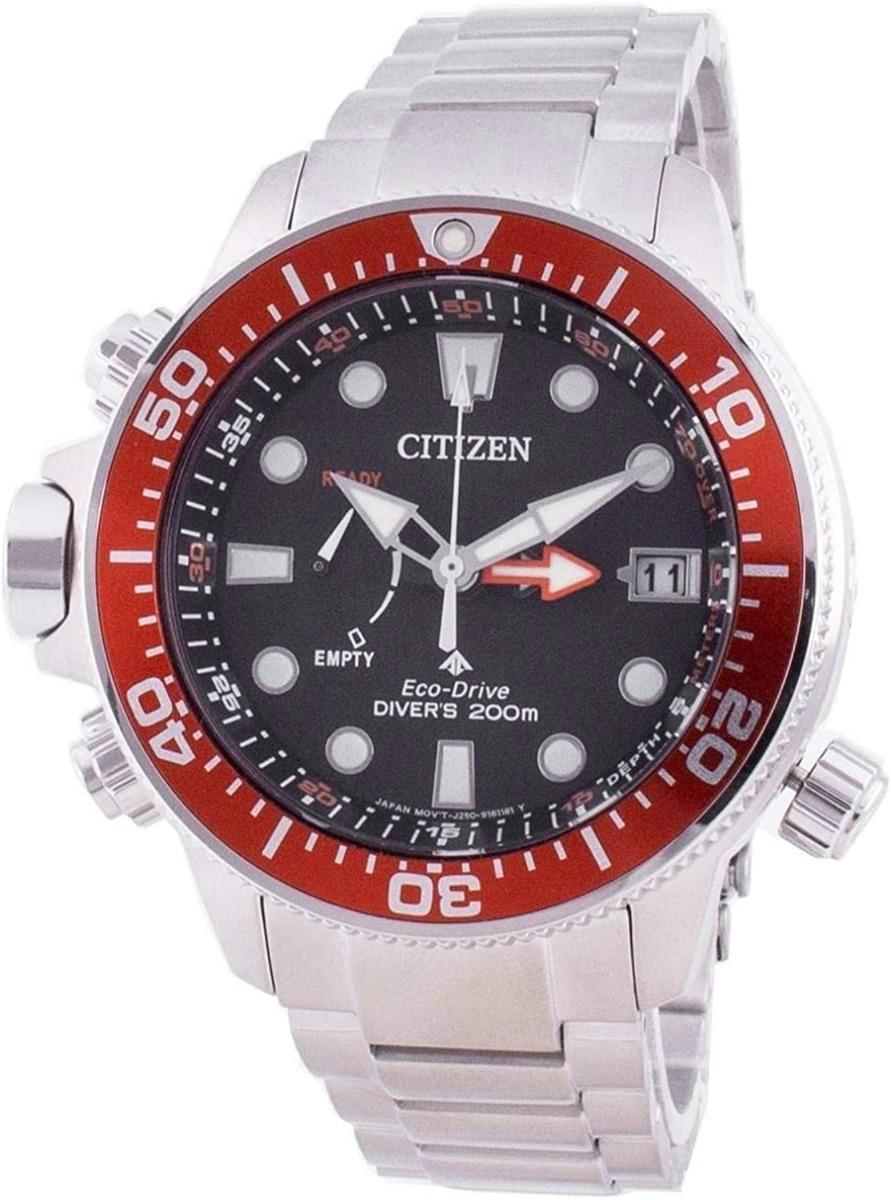 シチズン(citizen)ダイバーの人気腕時計6選!評判と価格も紹介!【2021年最新】