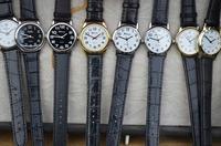 【腕時計】文字盤の選び方を紹介!白か黒か?文字盤の色で印象が変わる!