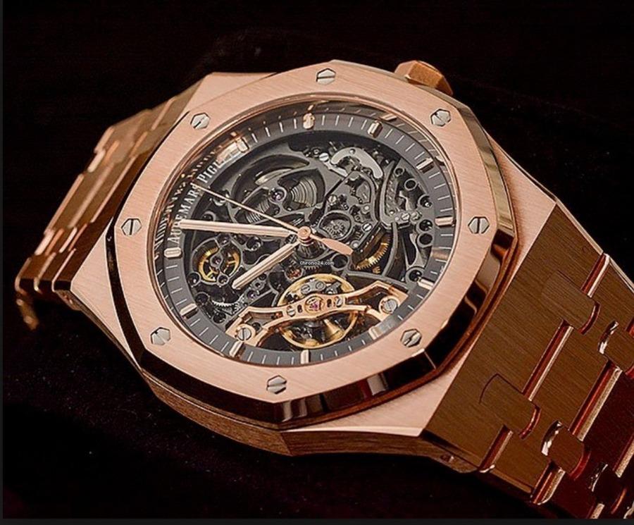 ヒカルの腕時計はオーデマピゲ?値段や販売店も調査してみた!