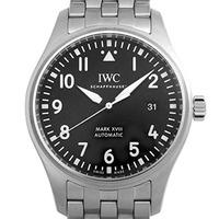 IWCマーク18(パイロットウォッチIW327011)をレビュー!評価も紹介!