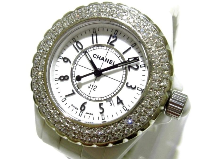シャネル(腕時計)J12の買取価格は?人気業者12選を比較!【2021年最新】