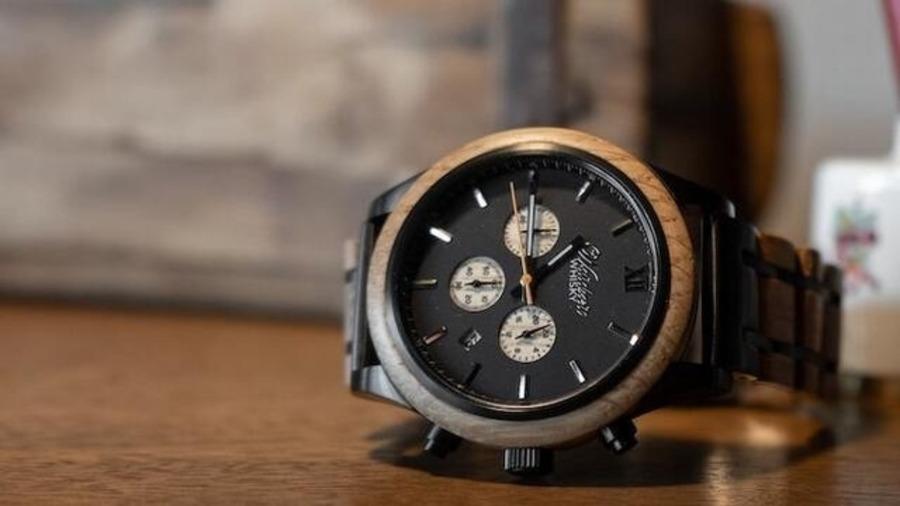 """ウイスキー樽を使用した腕時計!ヨーロッパで人気の""""Waidzeit""""が日本上陸"""