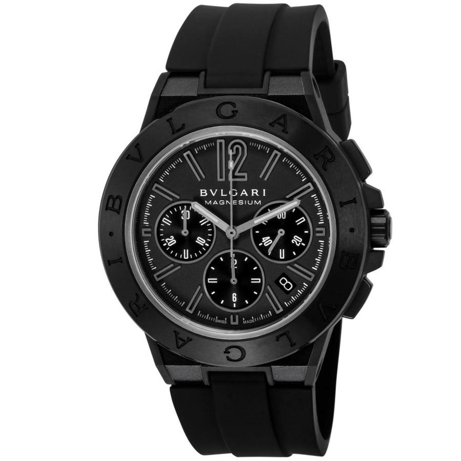 ブルガリ・ディアゴノの時計の特徴や人気モデルは?中古の買取相場も紹介!