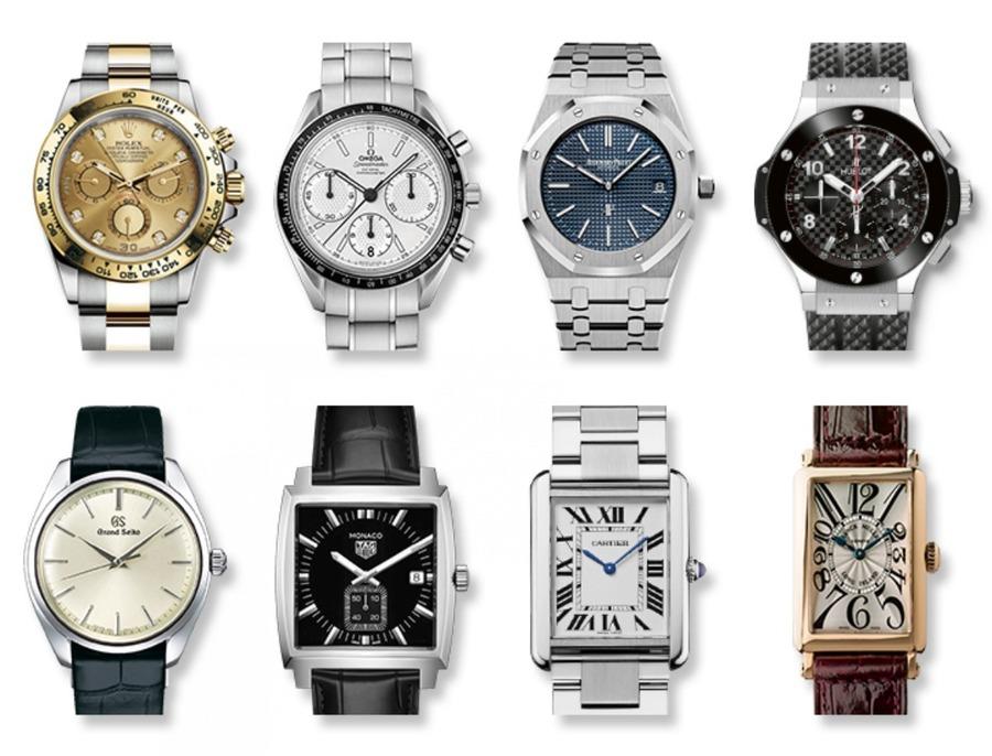 時計の買取おすすめランキング15社!特徴や口コミ、買取事例も紹介!【2021年最新】