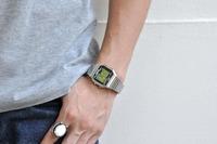 タイメックス(TIMEX)クラシックデジタルをレビュー!電池交換とベルト調整の方法も紹介!