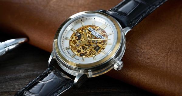 ハンティングワールドから圧巻の時計が登場!スケルトン&ラグジュアリーなドレスウォッチ