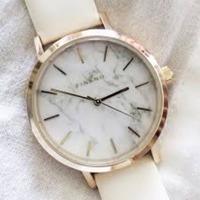ダイソーの500円の腕時計が大理石ですごい?電池交換や防水についてまとめ!
