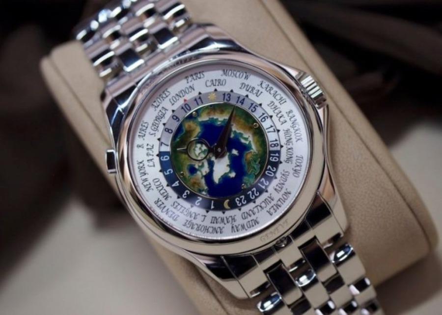 パテックフィリップのワールドタイムはどんな時計?人気モデル5選も紹介!
