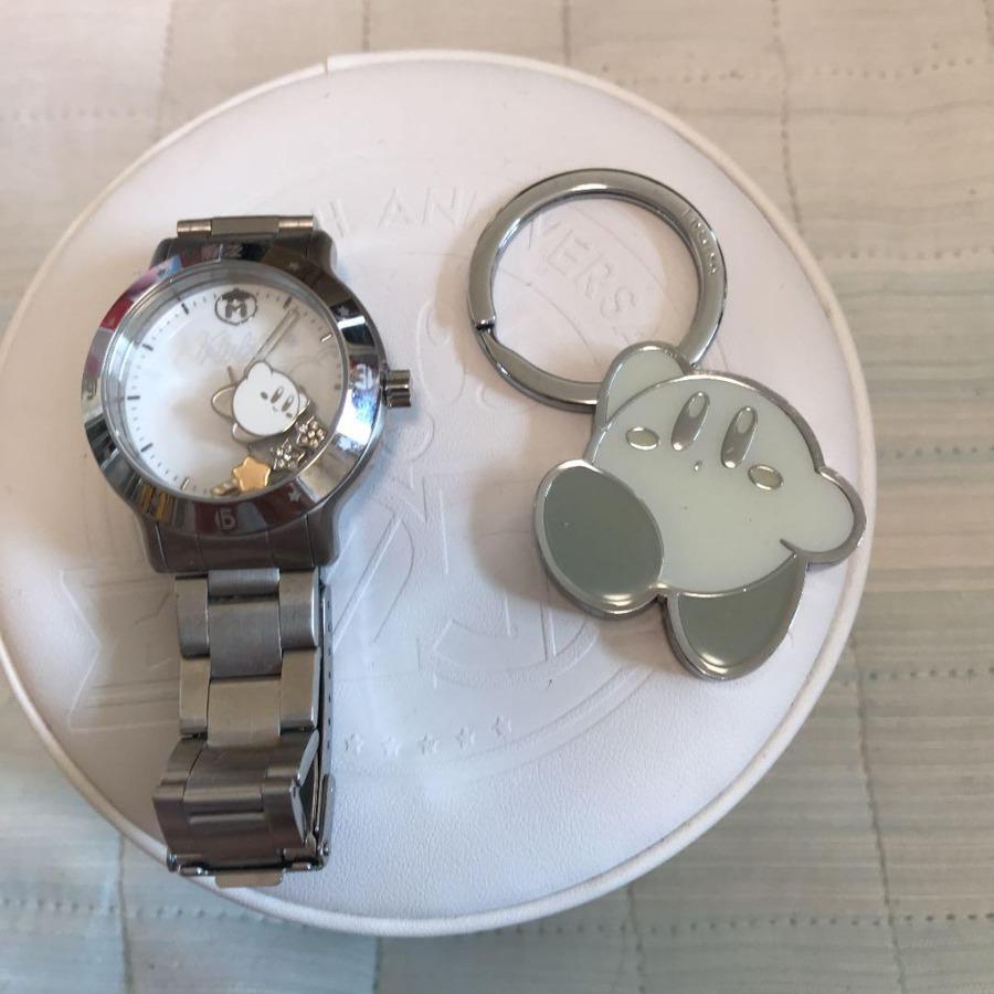 カービーのコラボ腕時計6選!特徴と値段、口コミも!【2021年最新】