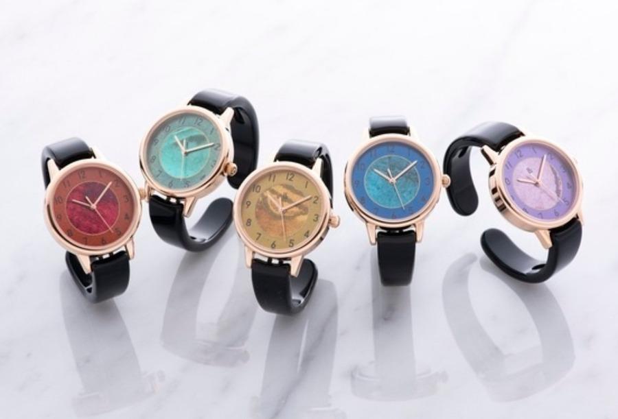 職人の手技が光る!腕時計と伝統工芸の融合「Sabae Bangle Watch」