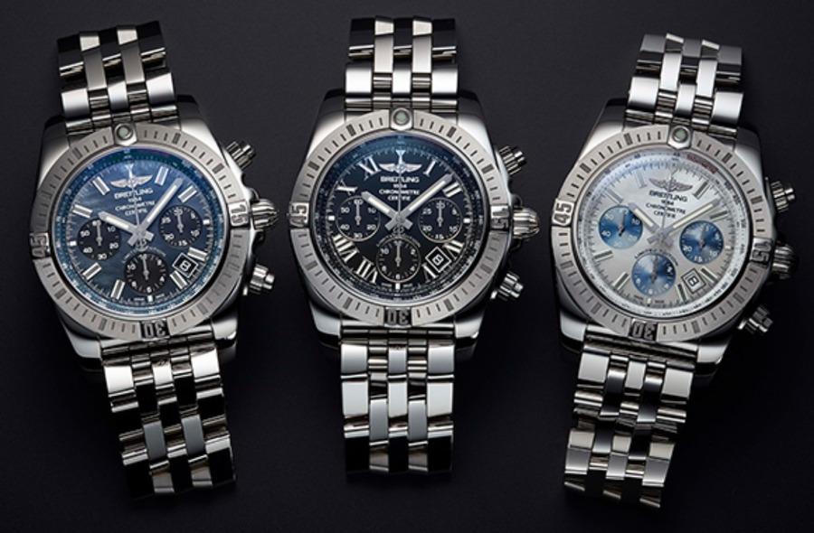ブライトリングクロノマットはどんな時計?41等のモデル全種類から選び方も紹介!