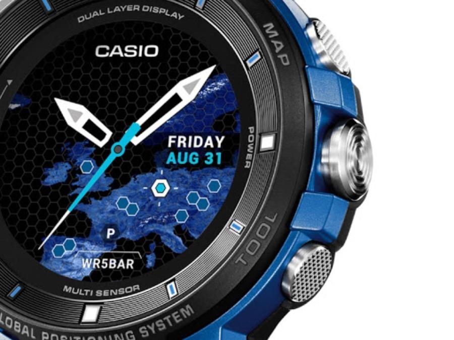 スマートウォッチ(CASIO)をレビュー!カシオの腕時計の機能やデメリットも紹介!