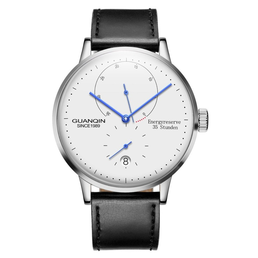 GUANQINの腕時計を買ったのでレビュー!評価・評判や特徴も解説!