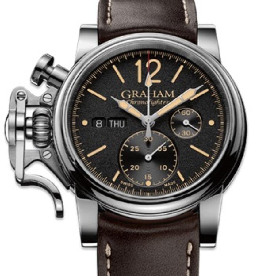 グラハムはどんな時計?評価はダサいって本当?歴史から人気モデル12選まで紹介!