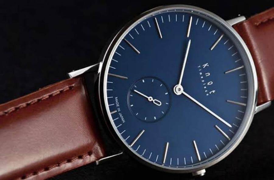 Knot(時計)は壊れやすい?評判は悪くて安っぽいって本当?実際に調べてみた!