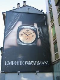 エンポリオアルマーニの時計はダサいし恥ずかしい?男性女性の声とダサいモデルを紹介!