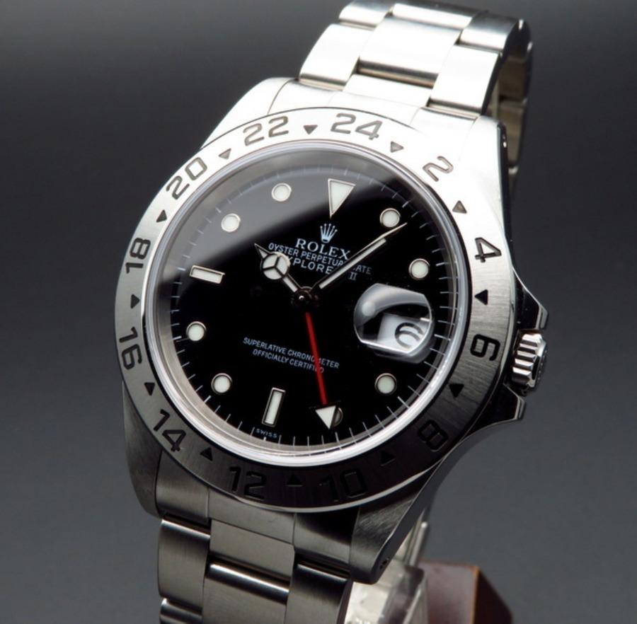 ロレックスのエクスプローラー2中古時計の販売・買取相場を調査!【2020年最新】