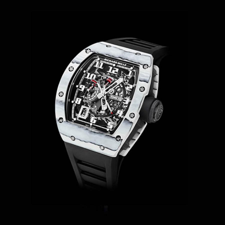 【腕時計】リシャールミルが高い5つの理由!おすすめモデル6選も紹介!