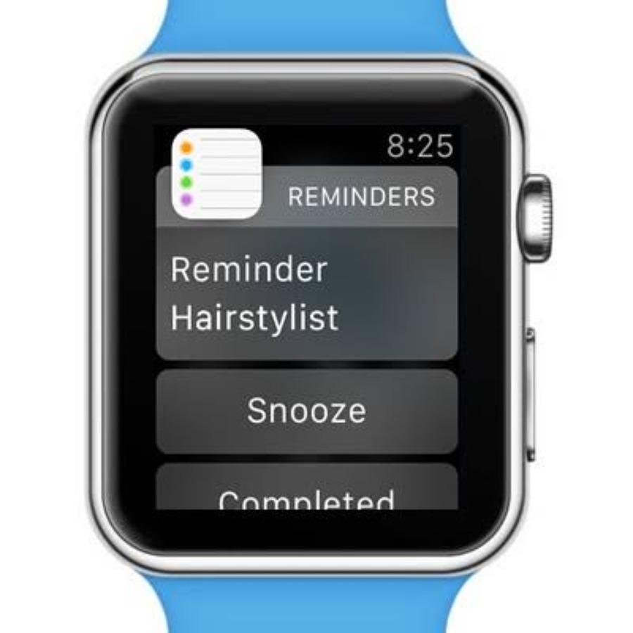 Apple Watchのリマインダーが同期・表示されない時の対処!おすすめのアプリも紹介!
