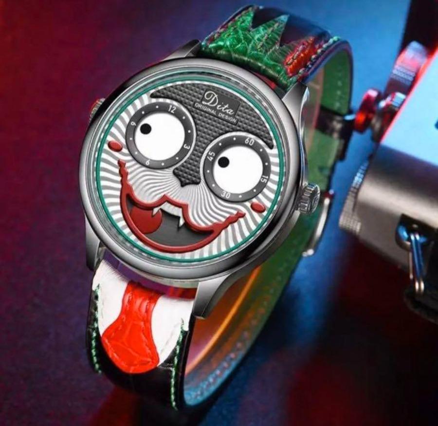 ジョーカー(映画)とのコラボ時計やジョーカーみたいな時計6選を紹介!