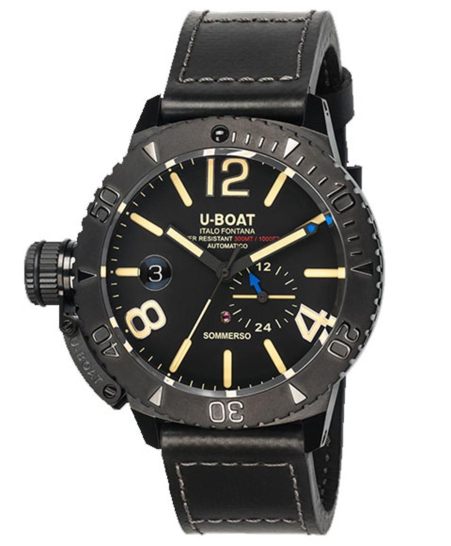 ユーボート(腕時計)が人気の2つの理由と、おすすめモデル3選も紹介!