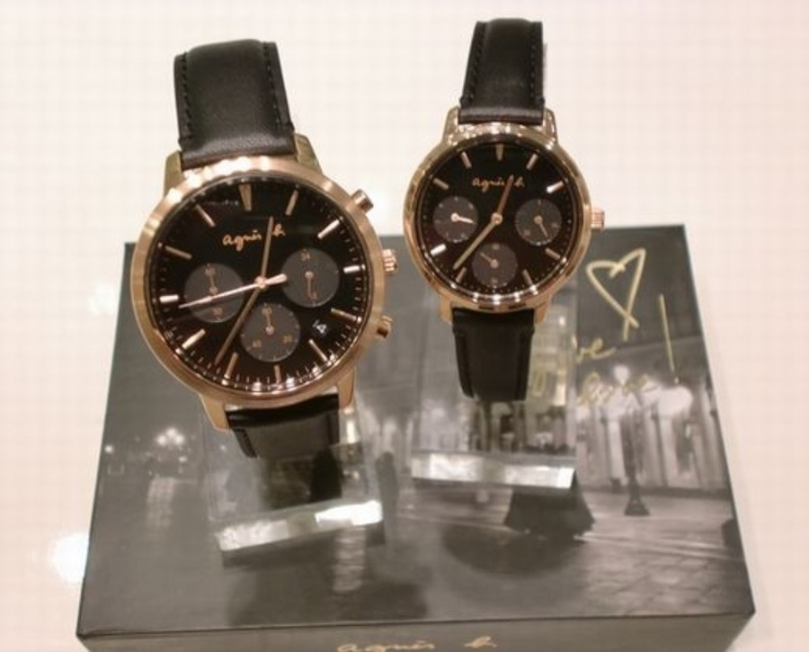 アニエスべーの時計の中古販売・買取相場を調査!【2021年最新】