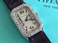 """ティファニー""""アンティーク腕時計""""の人気モデル3選!価格と口コミも!"""