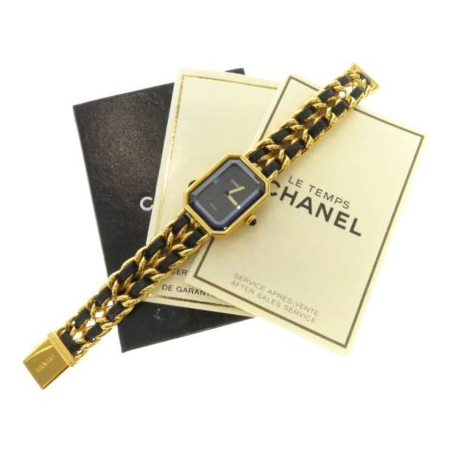 シャネル(CHANEL)の腕時計の中古販売・買取相場を調査!【2021年最新】