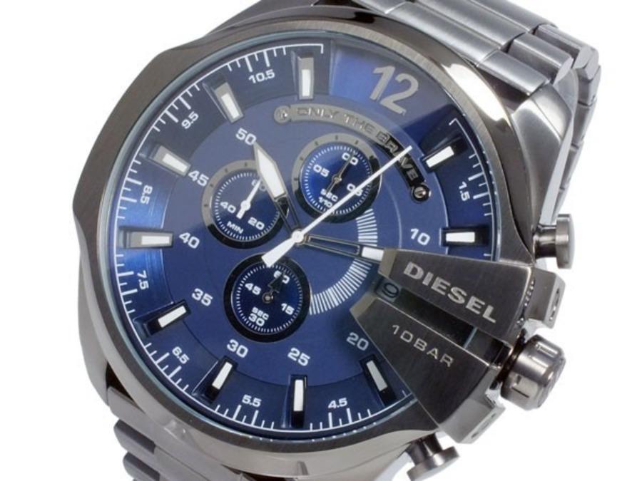ディーゼル(腕時計)の中古人気モデル4選!価格と口コミも!【2021年最新】