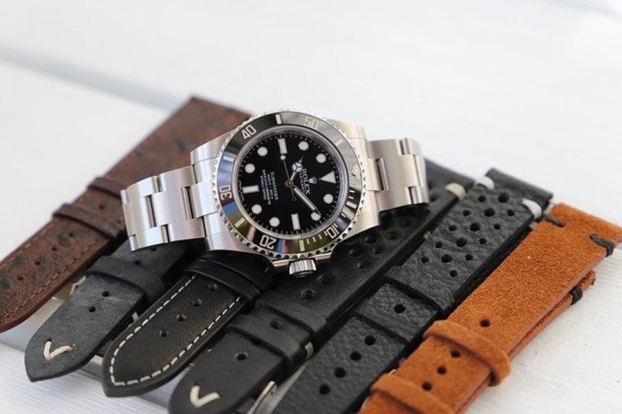 ジェランチャのオイスターブレスを自分の時計のベルトに交換してみた!