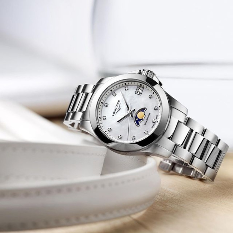 ロンジンの腕時計について初心者が知るべきこと!人気モデルや評価も紹介!