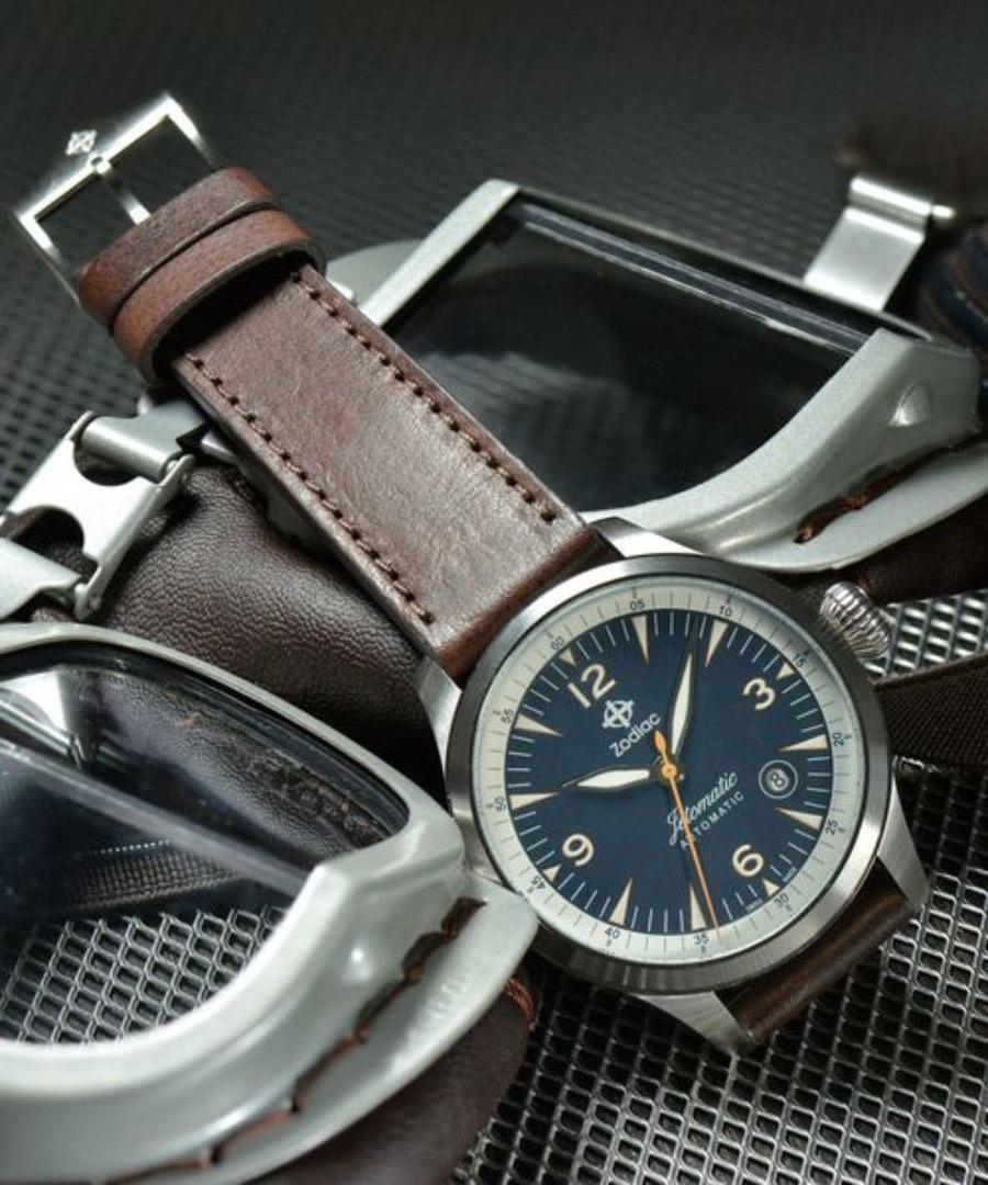 ZODIAC(ゾディアック)はどんな腕時計?評判や人気モデル3選も紹介!
