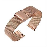 腕時計のメッシュベルトがダサいと思われる理由・特徴は?