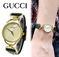グッチ(GUCCI)のヴィンテージ・アンティークの人気腕時計3選!価格と口コミも紹介!