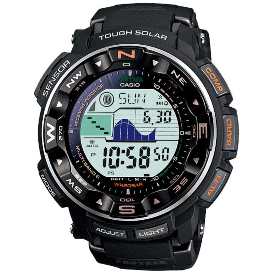 プロトレック(カシオ)の釣り用時計おすすめ6選!価格や口コミも!【2021年最新】