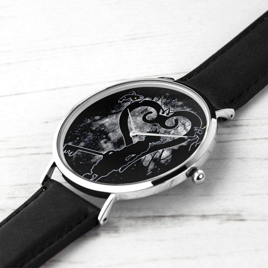 キングダムハーツのコラボ腕時計4選!特徴と値段、口コミも!【2021年最新】
