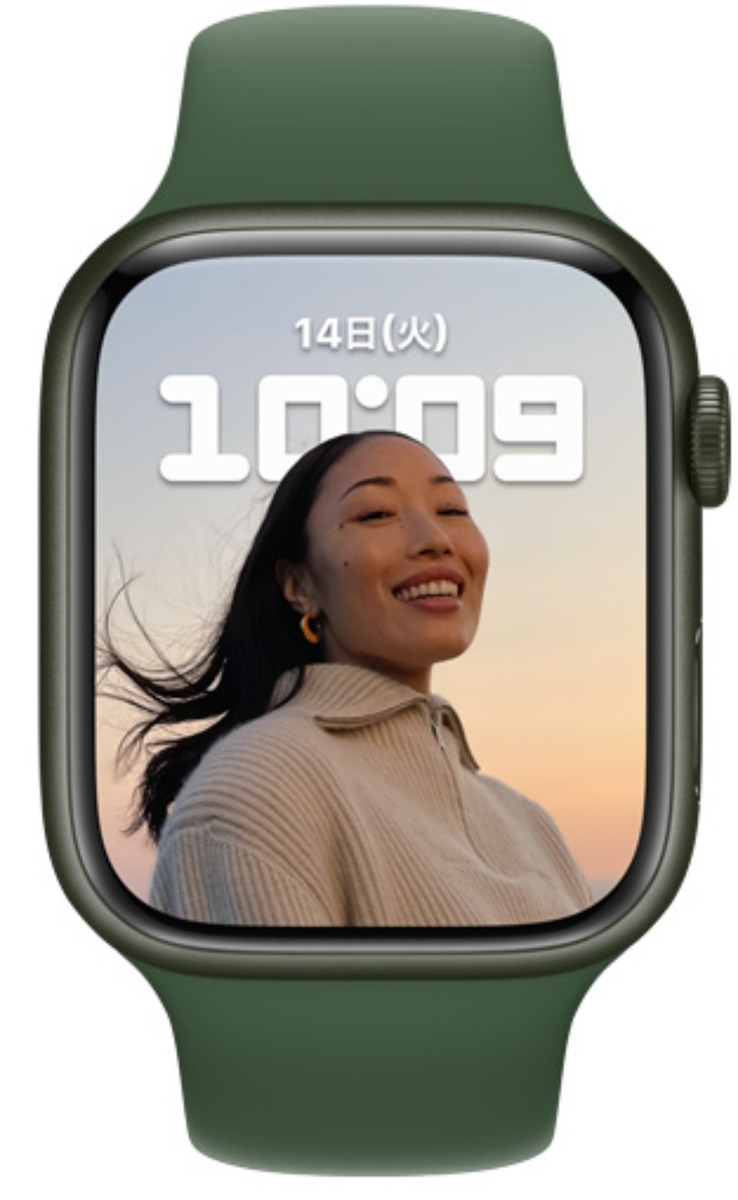 AppleWatch7はぶっちゃけどう?発売日や価格、6との相違点全9つも!