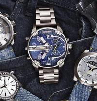ディーゼル(DIESEL)のメンズ人気腕時計10選!口コミ・価格も!【2021年最新】