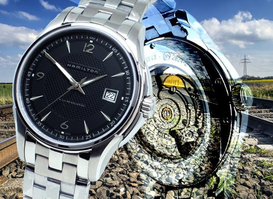 ハミルトン(腕時計)の評価や口コミは?評価の高いオススメのモデル5選!