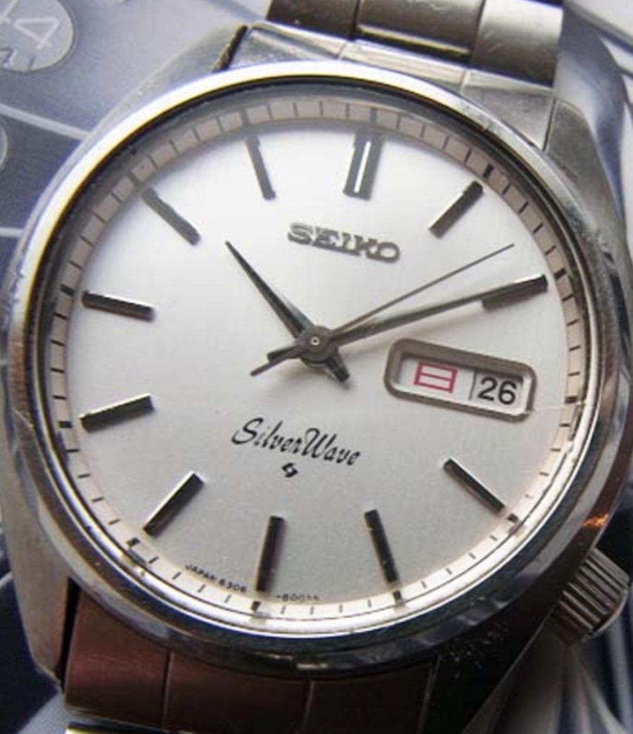 セイコーシルバーウェーブとはどんな時計?定番人気モデルも3選紹介!