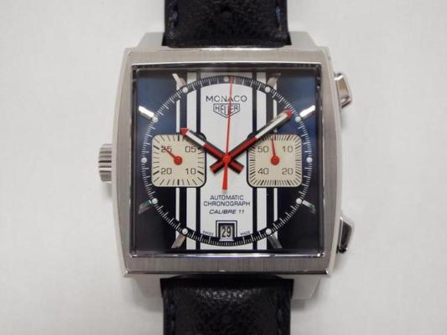"""タグホイヤー""""モナコ""""はどんな時計?5つの魅力と文字盤の種類を全て紹介!"""