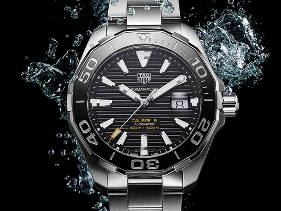 アクアレーサー(タグホイヤー)はどんな時計?4つの魅力と人気モデル16選も紹介!