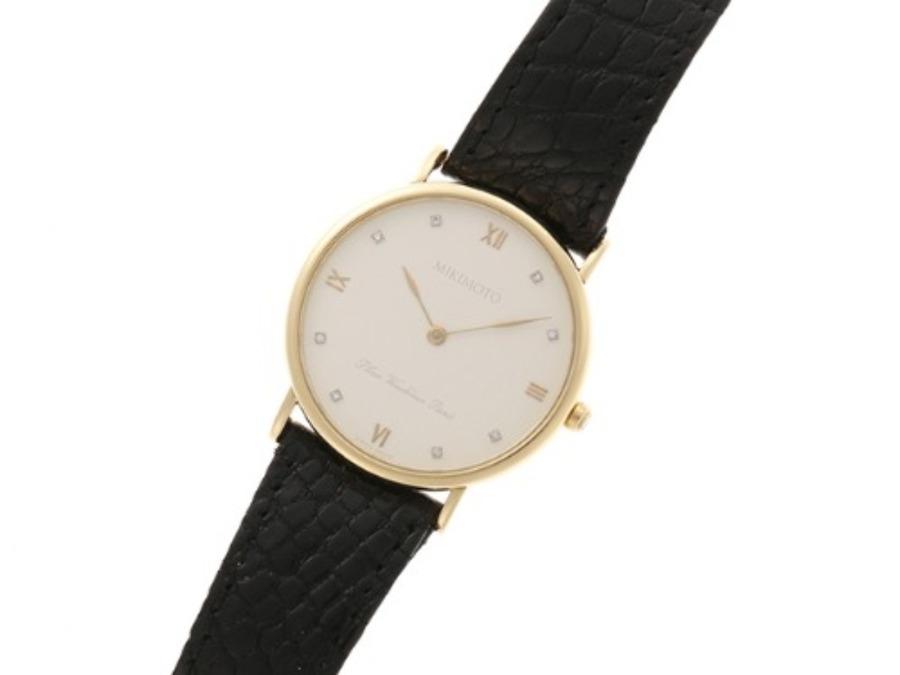 ミキモトの腕時計の特徴は?評判や人気モデル3選も紹介!【2021年最新】