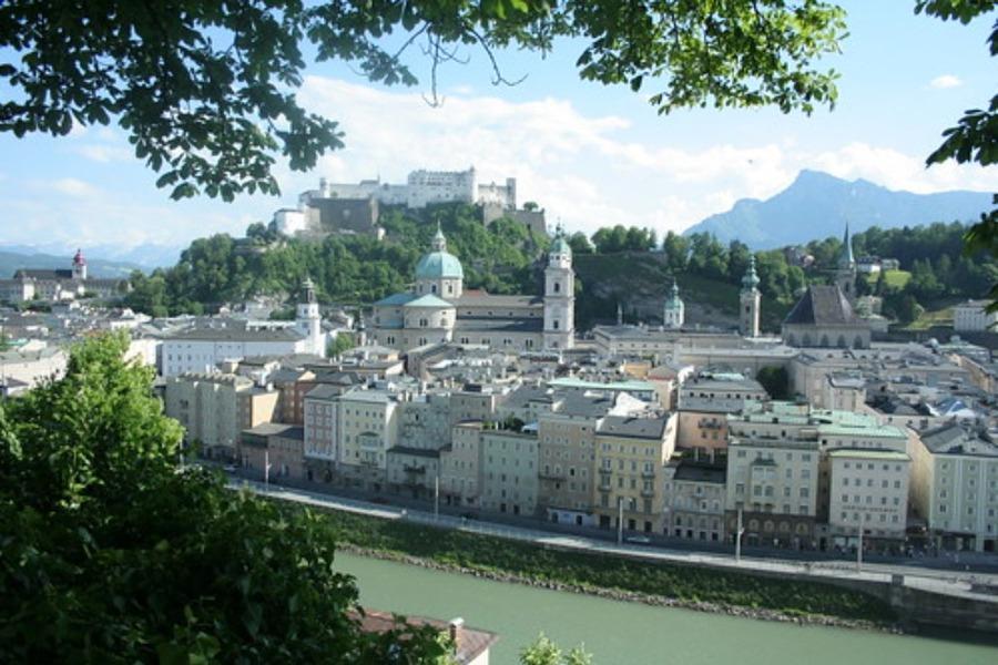 ザルツブルクの観光名所やおすすめスポット!オーストリアの音楽の街を巡ろう