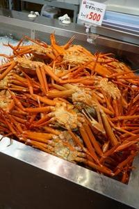 富山でカニ料理を食べよう!市場やランチ•食べ放題のお店も紹介
