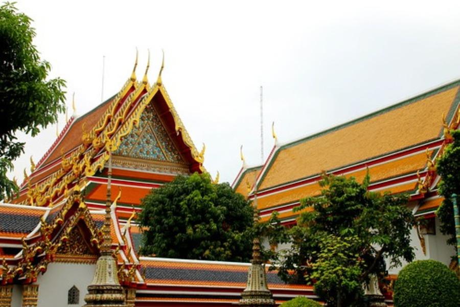 ワットポー(タイ・バンコク)の見どころ!滞在時間・周辺観光地も紹介
