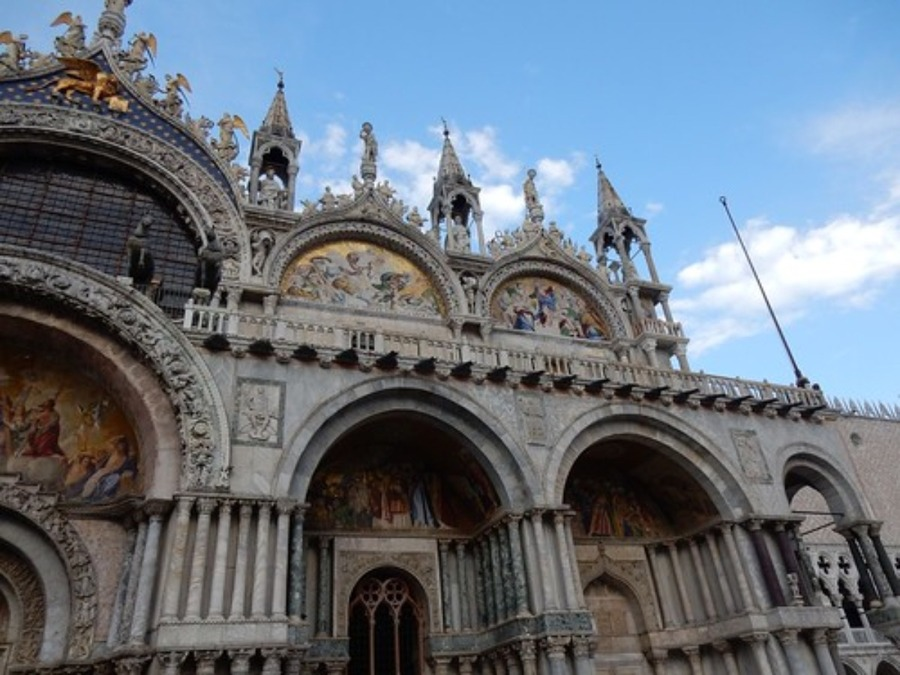 ドゥカーレ宮殿(ベネチア)の予約方法やシークレットツアーについて紹介