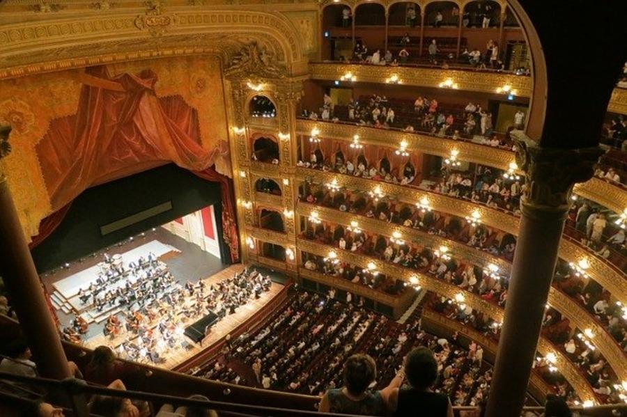 オペラガルニエ【パリ•オペラ座】見どころやチケットの購入方法を紹介